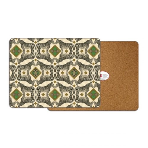 Zebra Rectangle Placemat