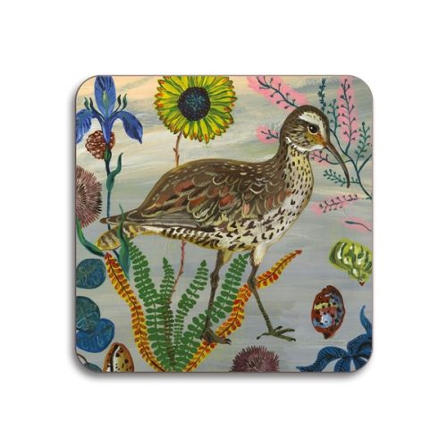 Eskimo Curlew Coasters - Set of 4