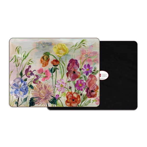 Flowers Rectangle Placemat