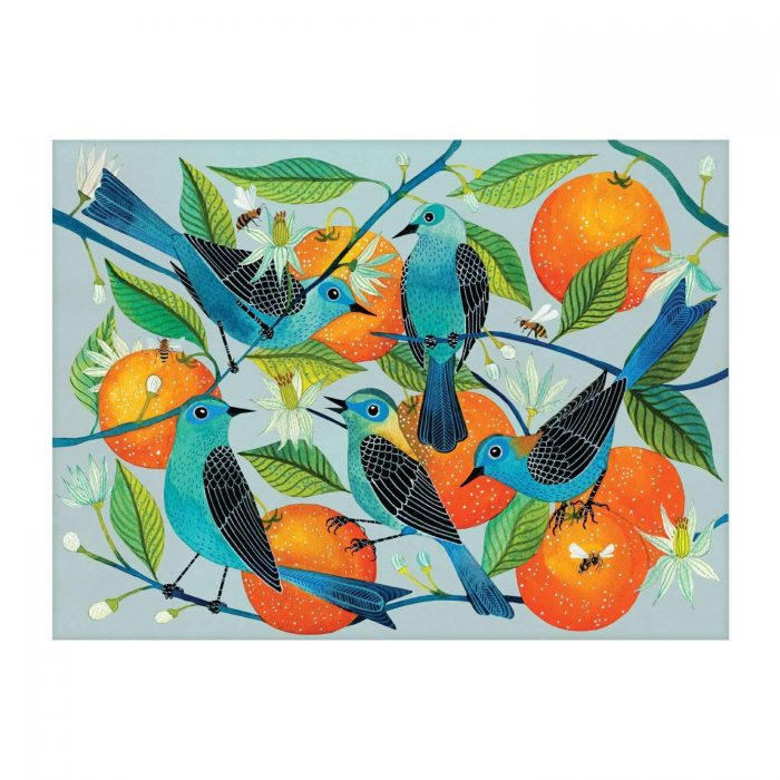 Naranjas 1000 Piece Jigsaw Puzzle