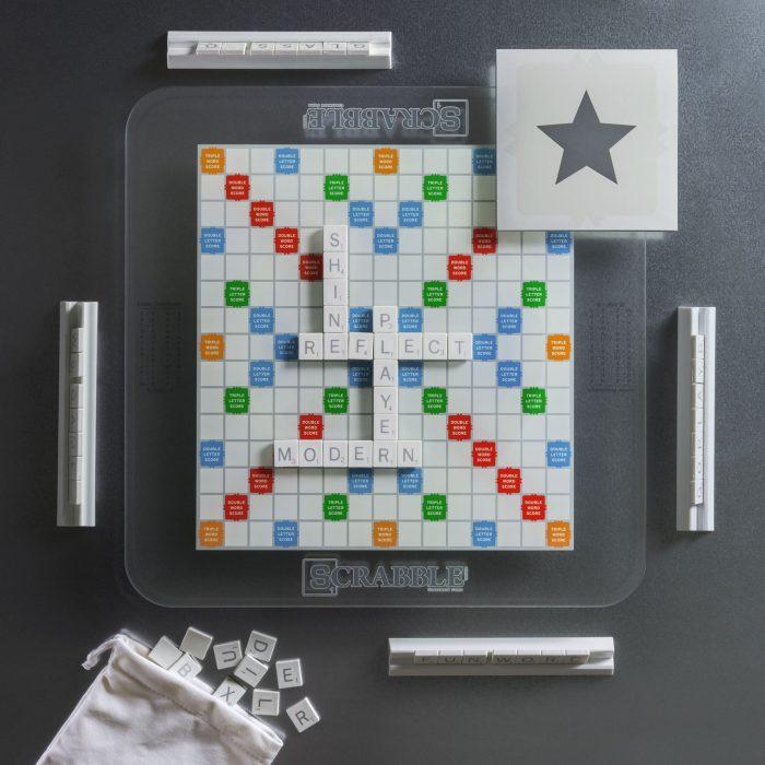 Scrabble Glass Edition