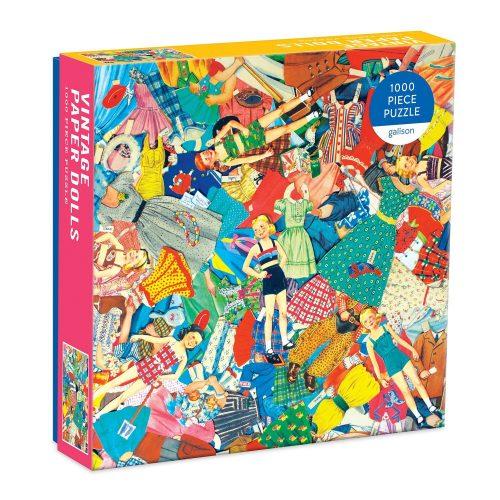 Vintage Paper Dolls 1000 Piece Jigsaw Puzzle