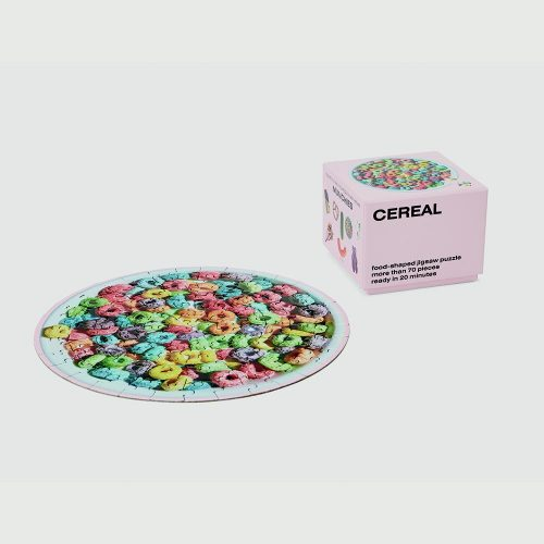 Cereal 70 Piece Jigsaw Puzzle