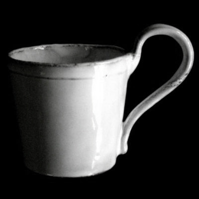 Astier De Villatte Simple Tea Cup