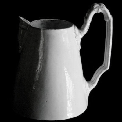 Astier De Villatte Louis XV Large Pitcher