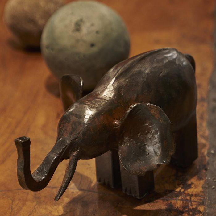 Jan Barboglio Elefante Blessing Creature