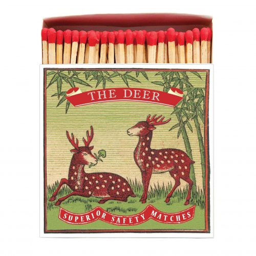 Luxury Matchbooks - Two Deer