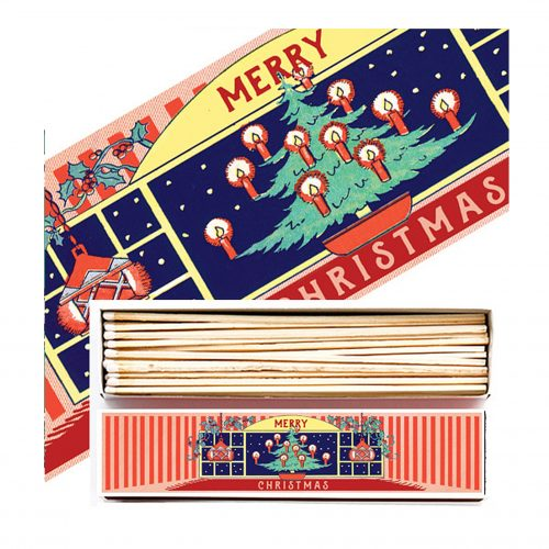 Luxury Matchbooks Long - Xmas Home