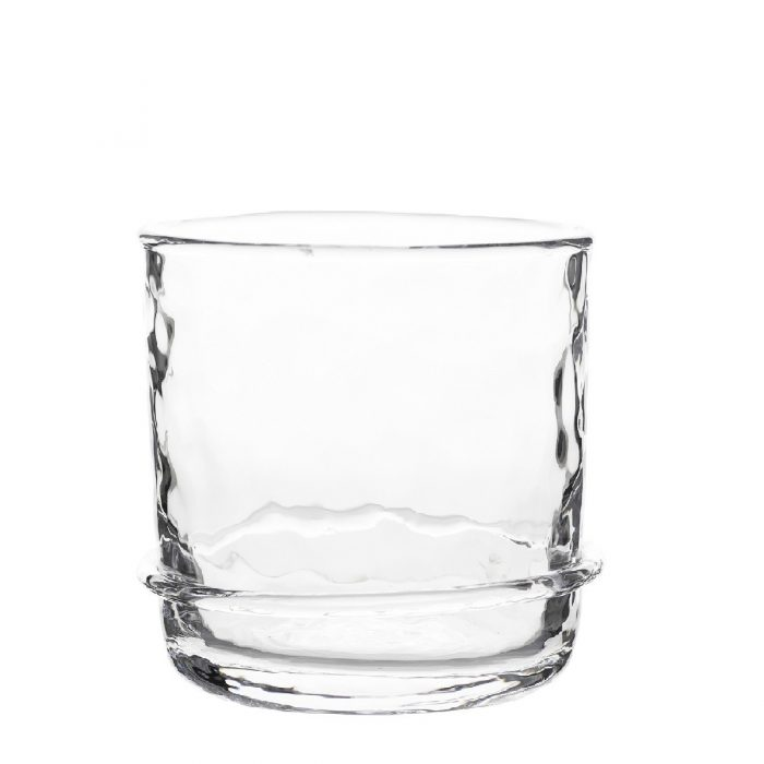 Carine Double Old Fashioned Glass - Set of 2