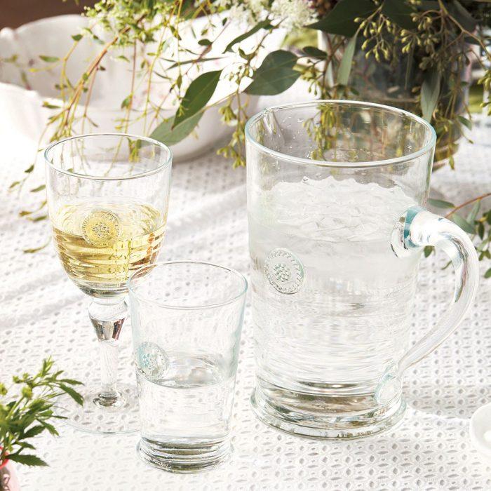 Berry & Thread Stemmed Wine Glass