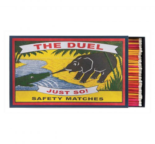 Luxury Matchbooks Giant - The Duel