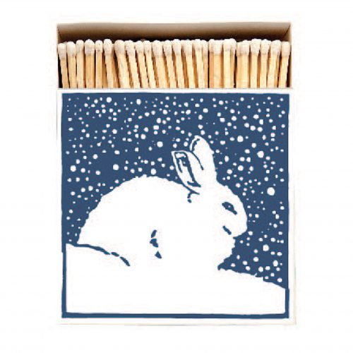 Luxury Matchbooks - Rabbit