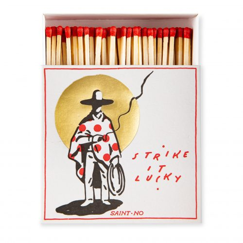 Luxury Matchbooks - Strike it Lucky