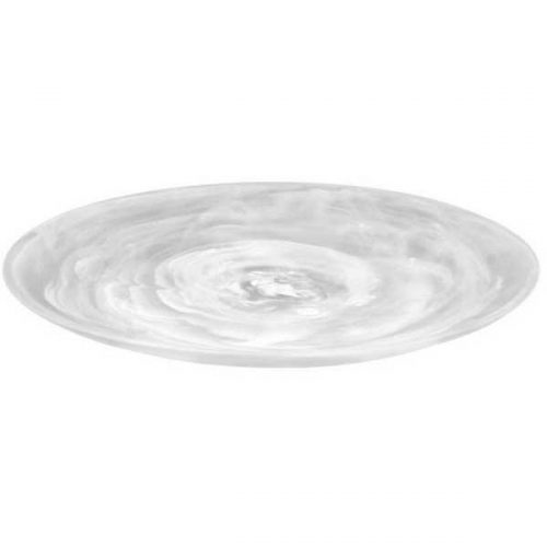Everyday-Platter XLarge-White Swirl