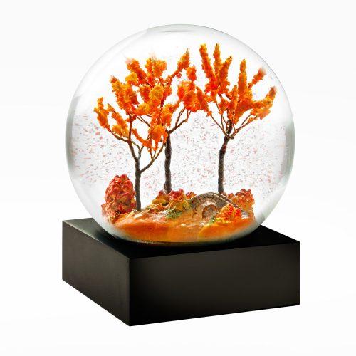 Snow Globes-Autumn