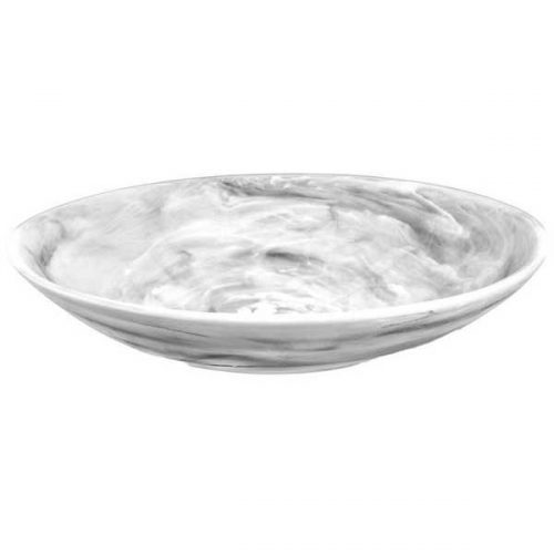 Everyday-Bowl Large-Black Swirl