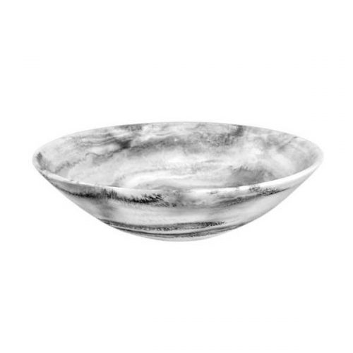 Everyday-Bowl Medium-Black Swirl