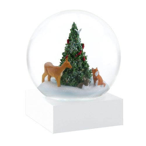 Snow Globes-Forest Friends