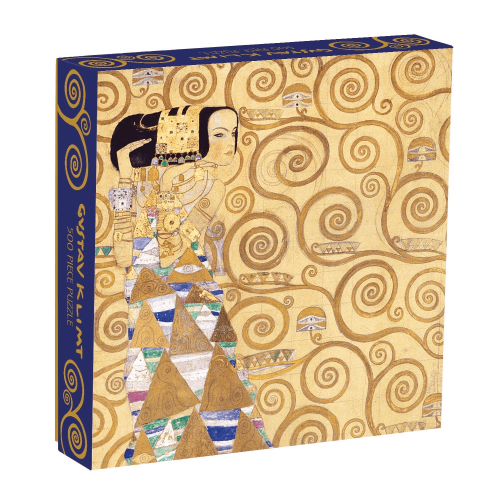 Klimt Expectation 500 Piece Puzzle