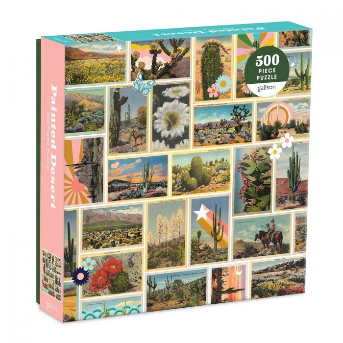 Painted Desert 500 Piece Puzzle