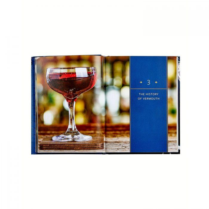 """Martini Field Guide"""" Book"""