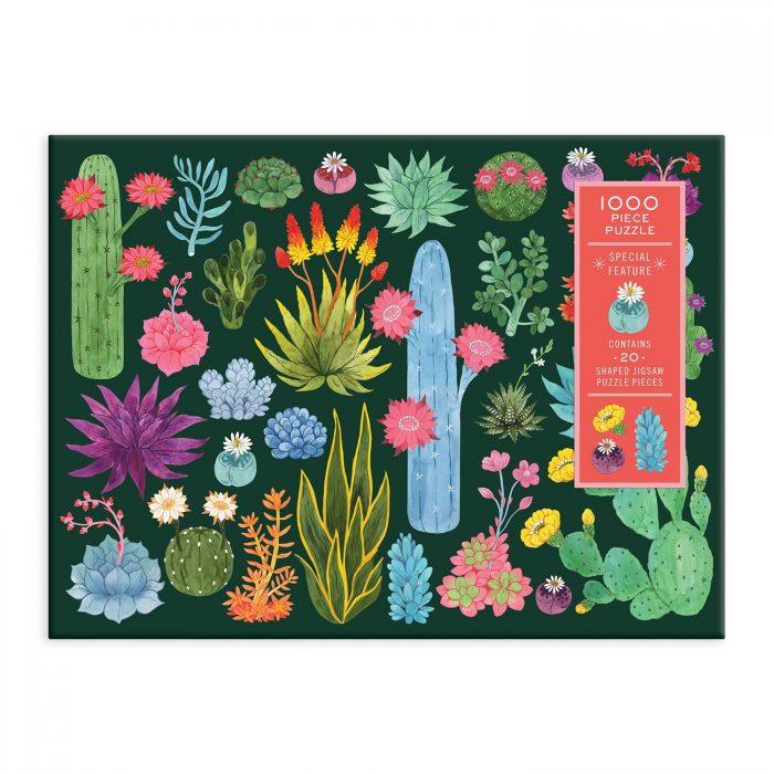 Desert Flora 1000 Piece Jigsaw Puzzle