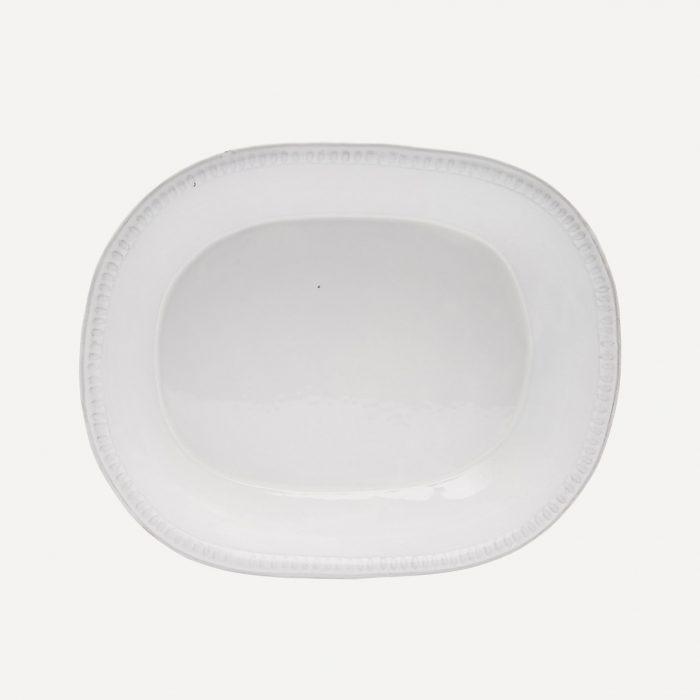 Astier De Villatte Claudine Deep Platter