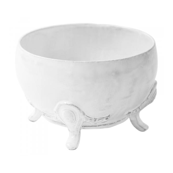 Astier De Villatte Cléopâtre Bowl with Feet