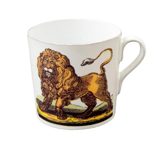 Astier De Villatte-John Derian Lion Mug