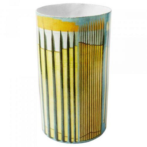 Astier De Villatte John Derian Paintbrush Vase