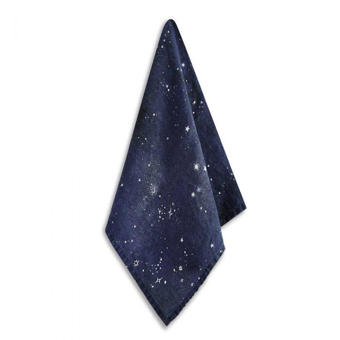 Constellation Blue Napkin - Set of 2