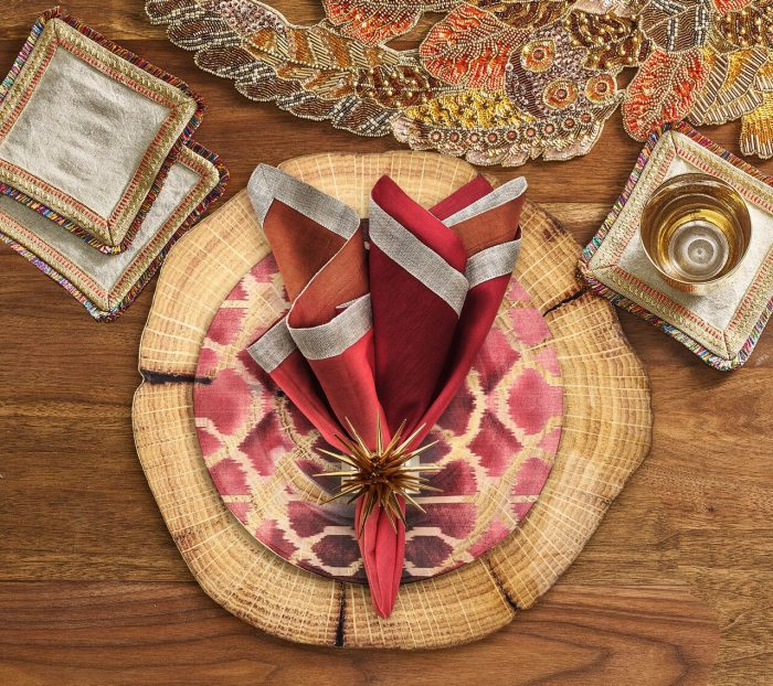 Woodland Placemat - Set of 2