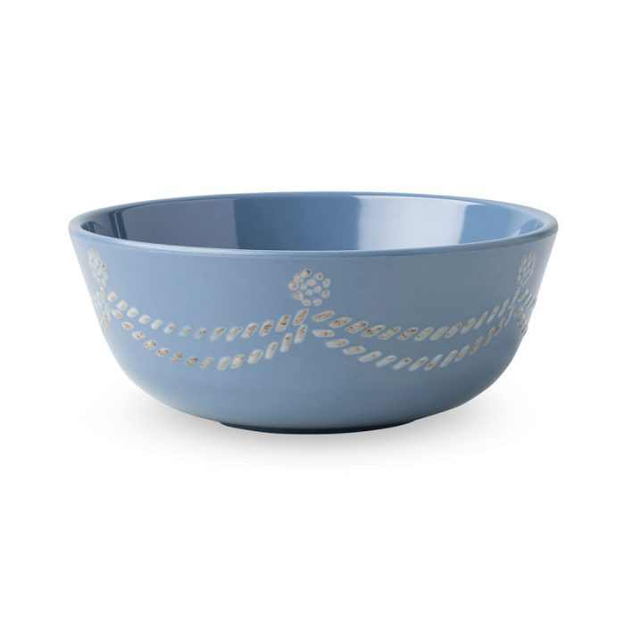 Berry & Thread Chambray Melamine Cereal/Ice Cream Bowl- Set of 2