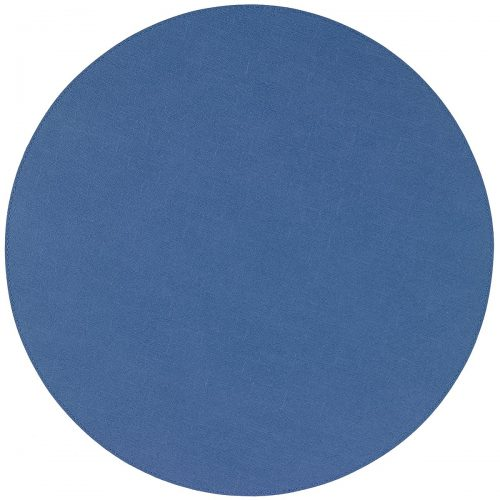 Presto Periwinkle Round Placemat - Set of 2