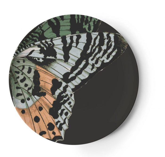 Thomas Paul - Metamorphosis Melamine Dinner Plates