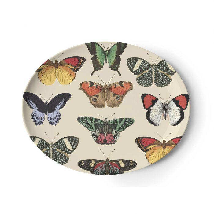 Thomas Paul - Metamorphosis Melamine Oval Platter