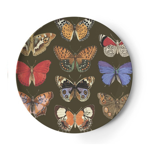 Thomas Paul - Metamorphosis Melamine Round Platter