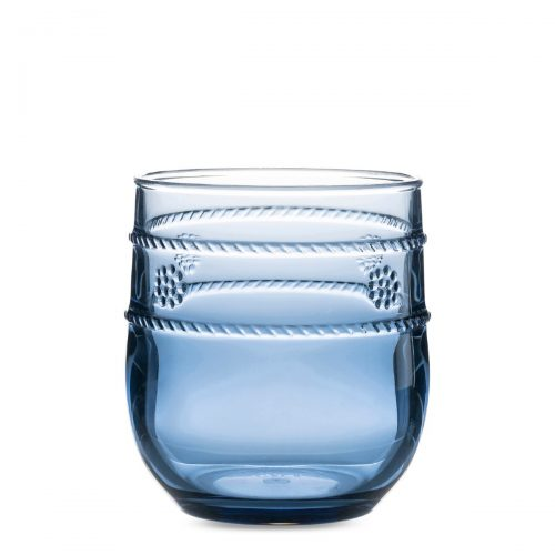 Isabella Acrylic Blue Tumbler - Set of 2