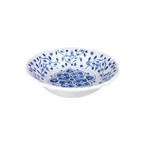 "Le Cadeaux Moroccan Melamine Benidorm 7.5"" Cereal/Pasta Bowl - Set of 2"