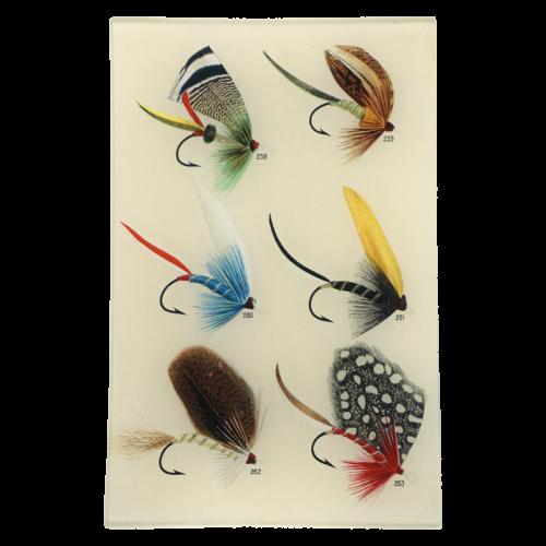 John Derian - Bass Flies #258 Tray