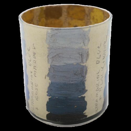 John Derian - Ultramarine Blue Tones Desk Cup