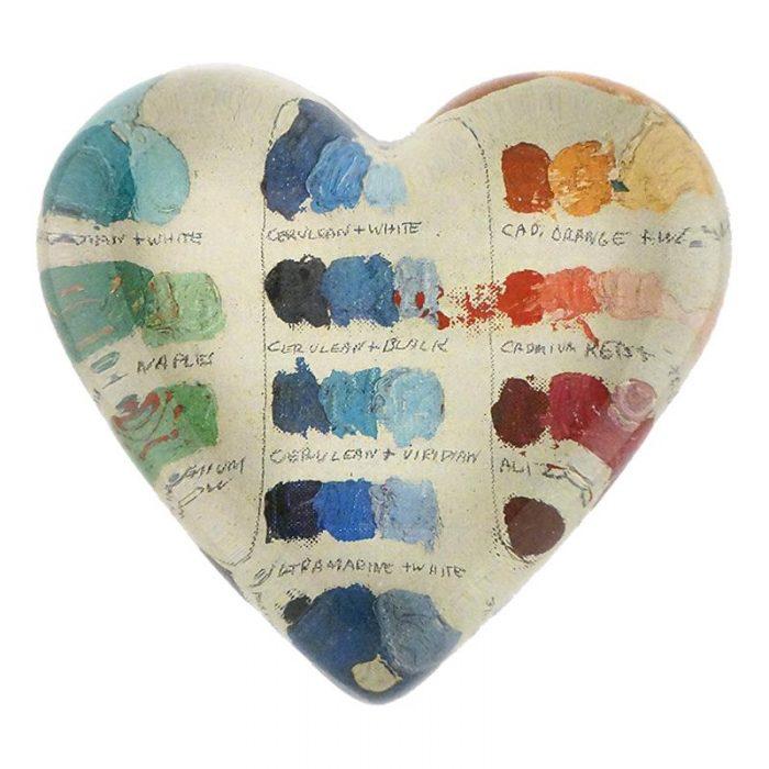John Derian - Palette Dome Paperweight