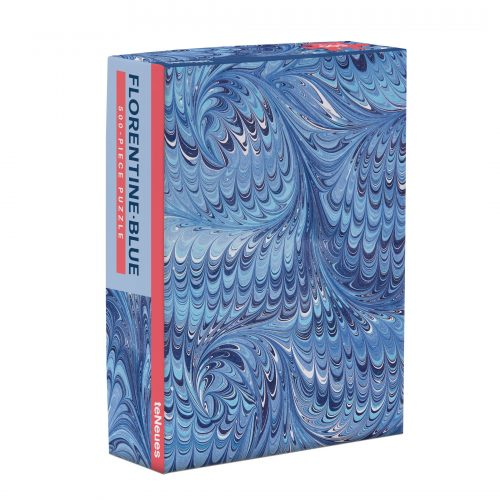 Florentine Blue 500 Piece Jigsaw Puzzle