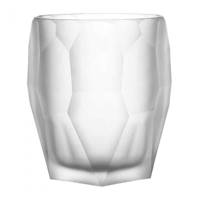 "Mario Luca Giusti - ""Antartica"" Acrylic Ice Bucket, Clear"