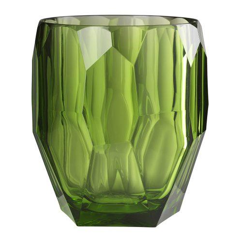 """Mario Luca Giusti - """"Antartica"""" Acrylic Ice Bucket, Green"""