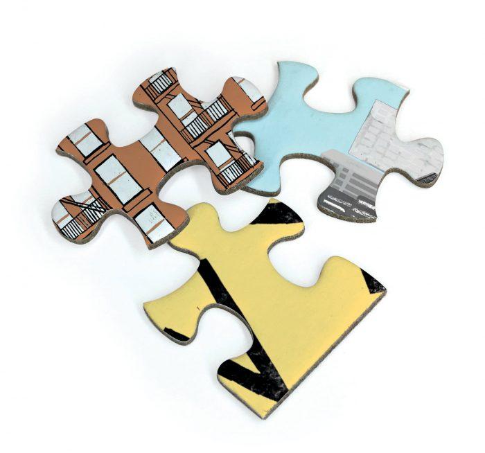 New York City 500 Piece Jigsaw Puzzle