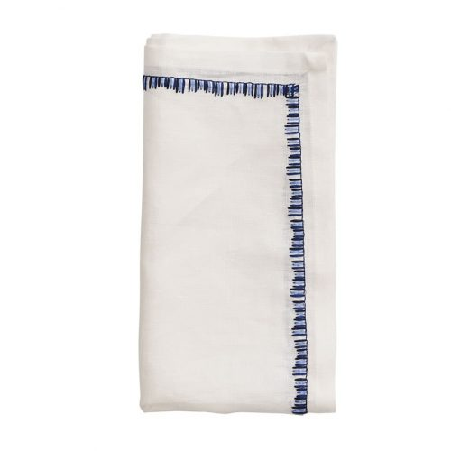 Filament Navy/White Napkin - Set of 2