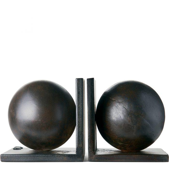 Jan Barboglio Ball Bookends