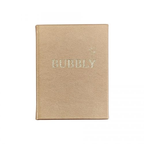 Bubbly Gold Metallic Finish - Book