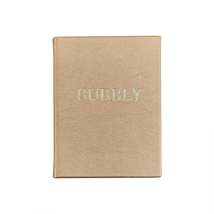 Bubbly Gold Metallic Finish - Book